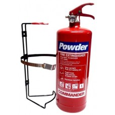 3KG Fire Extinguisher With Bracket